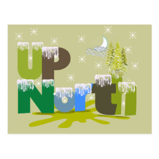 UpNorth Gifts and Apparel Postcard