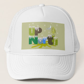 UpNorth Gifts and Apparel Trucker Hat