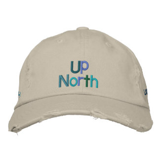 UpNorth Hat - Customized Baseball Cap