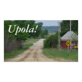 Upola, Kansas poster