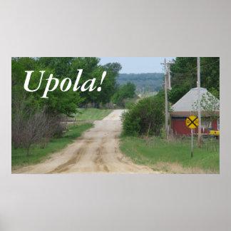 Upola, poster de Kansas Póster