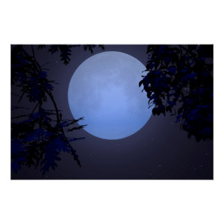 Upon a Blue Moon Posters