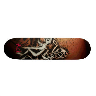 Upon A Pale Horse Skate Board