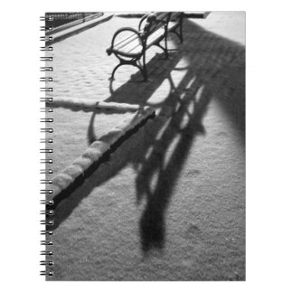 'Upon a Winter's Night' Notebook/Journal Notebook