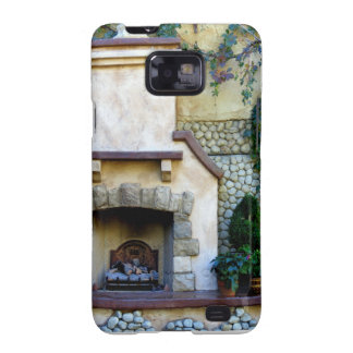 Upon the Hearth Galaxy S2 Cases