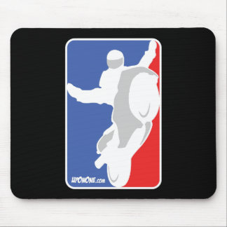 UpOnOne.com NBA Style Logo Mouse Pad