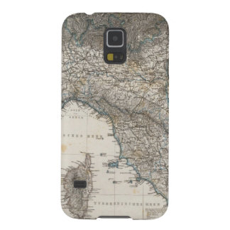 Upper and Central Italy Galaxy S5 Cover
