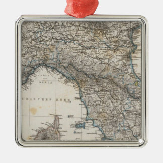 Upper and Central Italy Christmas Tree Ornaments