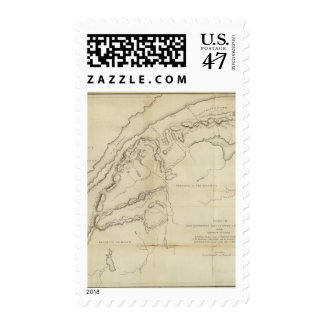 Upper and Lower Canada Postage