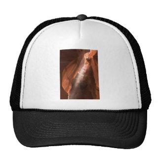 Upper Antelope Canyon light beam Trucker Hat