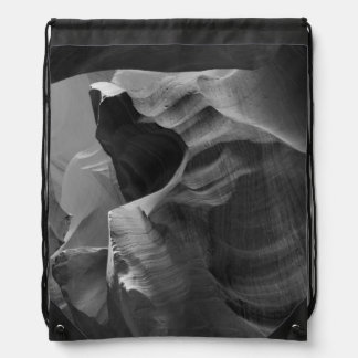 Upper Antelope Canyon, Page, Arizona, USA Drawstring Backpack