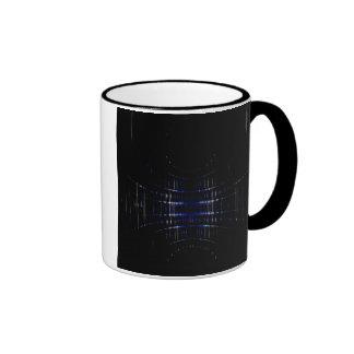 Upper Atmosphere Ringer Coffee Mug