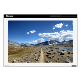 Upper Basin - John Muir Trail Laptop Skin