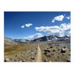 Upper Basin - John Muir Trail Postcard