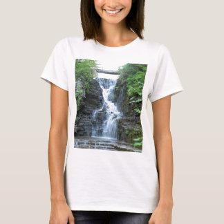 Upper Buttermilk Falls Ithaca, NY T-Shirt