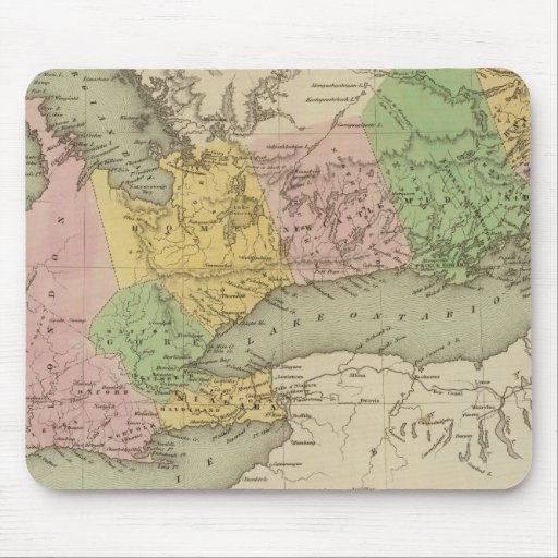 Upper Canada 2 Mouse Pad