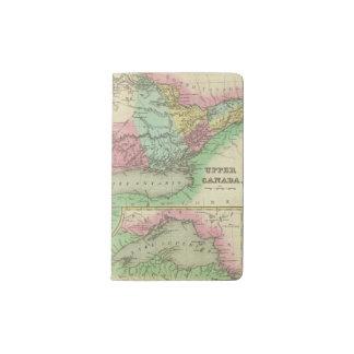 Upper Canada 2 Pocket Moleskine Notebook