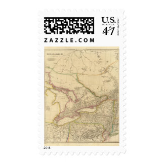 Upper Canada 3 Postage