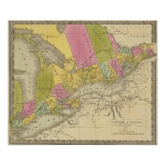 Upper Canada 4 Posters