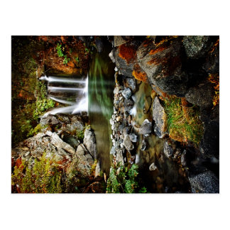 Upper Crystal Creek Falls Postcards