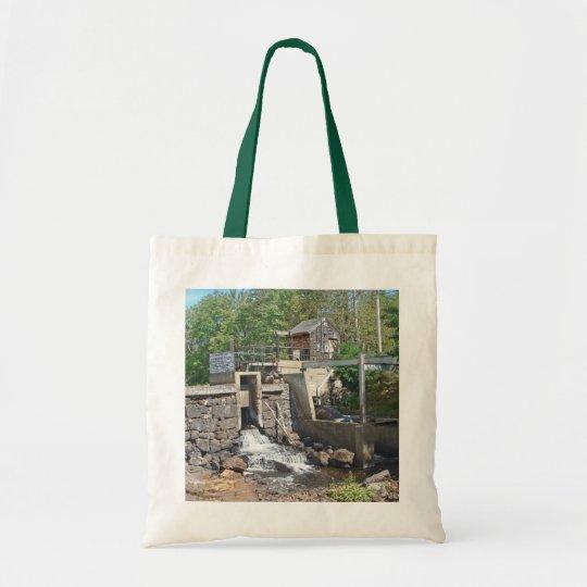 Upper Dam Tote Bag