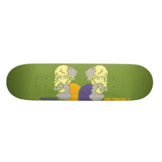 Upper Downer2 Skateboard