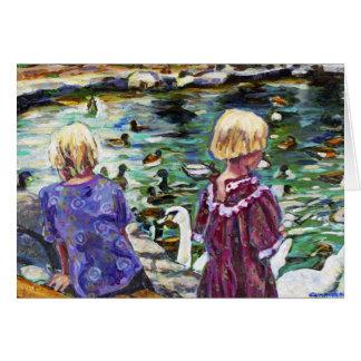 Upper Duck Pond Card