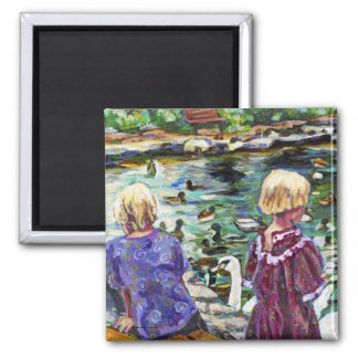 Upper Duck Pond Magnet