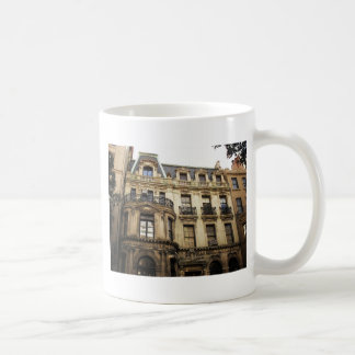 Upper East Side Building, New York City. Coffee Mug