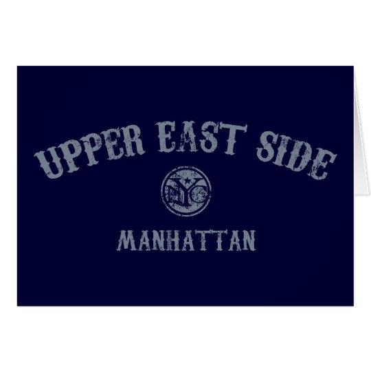 Upper East Side Card