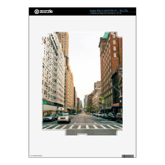 Upper East Side iPad 3 Decals