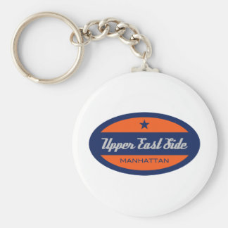 Upper East Side Keychains