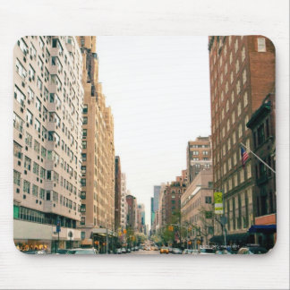 Upper East Side Mouse Pad