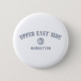 Upper East Side Pinback Button