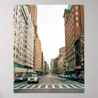 Upper East Side Poster