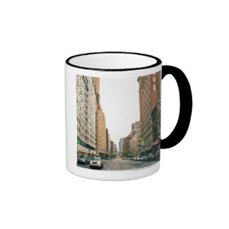 Upper East Side Ringer Mug