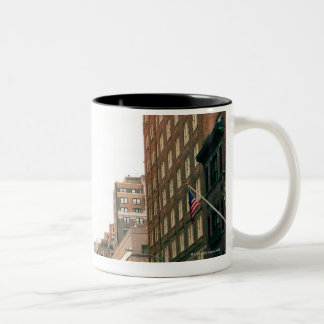 Upper East Side Two-Tone Coffee Mug