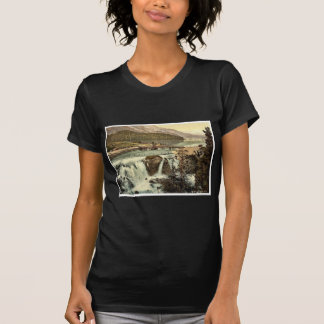 Upper Engadine, Falls of the Inn, Grisons, Switzer Tee Shirts