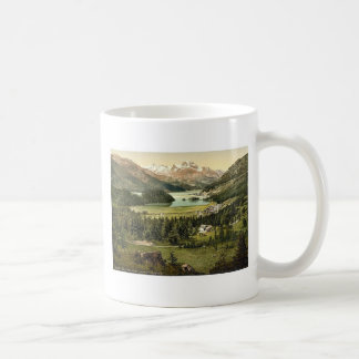 Upper Engadine, Kampfer and Silverplana, II., Gris Mugs