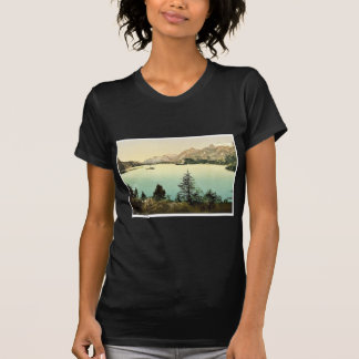 Upper Engadine, Lake Sils, Grisons, Switzerland cl T Shirts