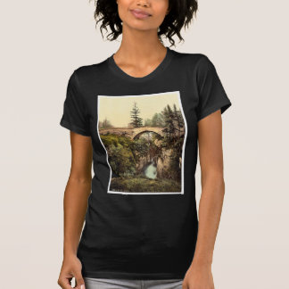 Upper Engadine, Ota Bridge, Grisons, Switzerland c Shirt