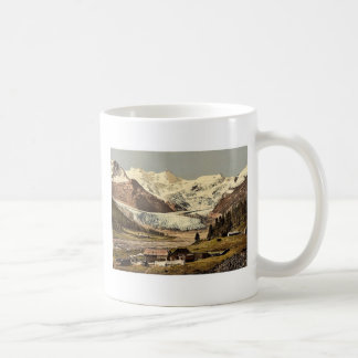 Upper Engadine, Roseg Glacier and Hotel, Grisons, Coffee Mugs