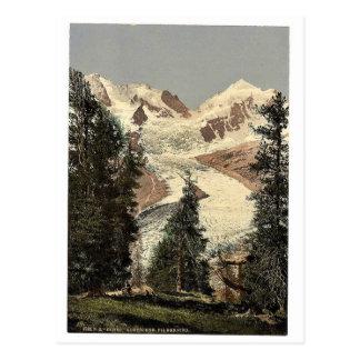 Upper Engadine, Roseg Glacier, Grisons, Switzerlan Postcards