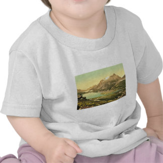 Upper Engadine, Silvaplana, IV., Grisons, Switzerl T Shirts