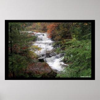 Upper Falls1 Poster