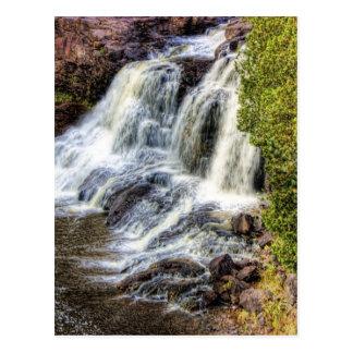 Upper Falls at Gooseberry Postcard