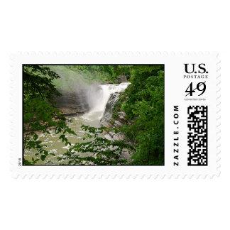 Upper Falls Postage