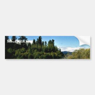 Upper Klamath National Wildlife Refuge Car Bumper Sticker