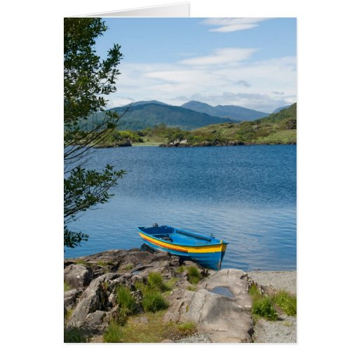 Upper Lake, Killarney Card