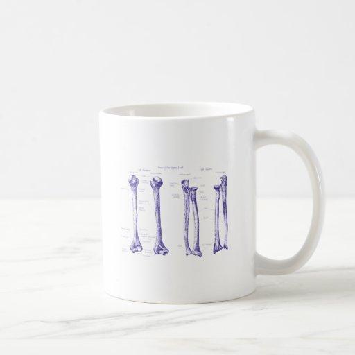 Upper Limb Blue Classic White Coffee Mug